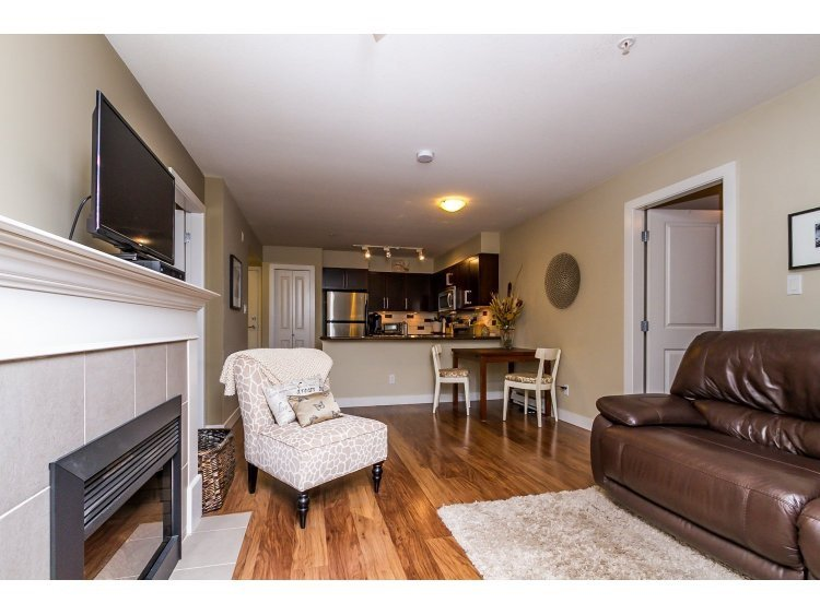 "Main Photo: 316 2468 ATKINS Avenue in Port Coquitlam: Central Pt Coquitlam Condo for sale in ""BOURDEAUX"" : MLS®# R2046100"