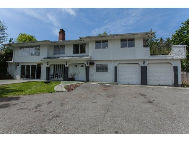 Main Photo: 34694 DEWDNEY TRUNK Road in Mission: Hatzic House for sale : MLS®# R2073735