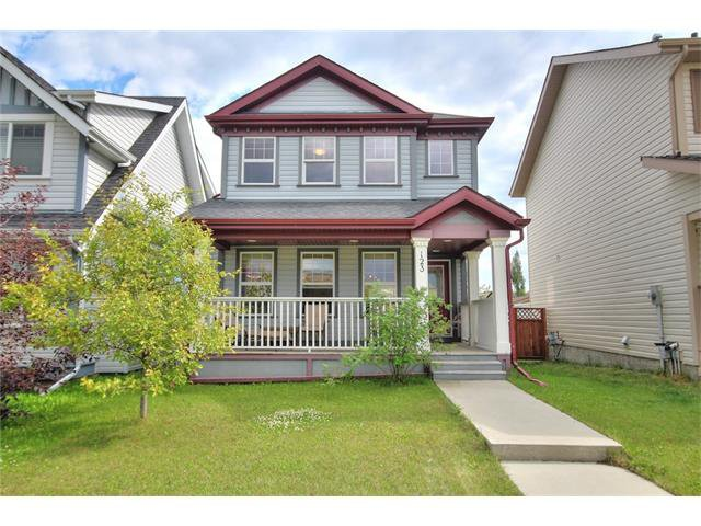 Main Photo: 123 EVERMEADOW Avenue SW in Calgary: Evergreen House for sale : MLS®# C4072165