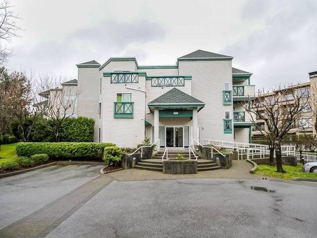Main Photo: 307 2429 HAWTHORNE Avenue in Port Coquitlam: Central Pt Coquitlam Condo for sale : MLS®# R2105022