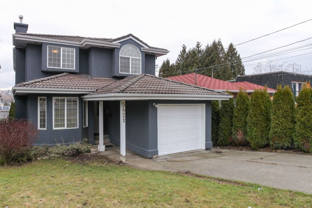 Main Photo: 5421 MANOR Street in Burnaby: Central BN House for sale (Burnaby North)  : MLS®# R2136211