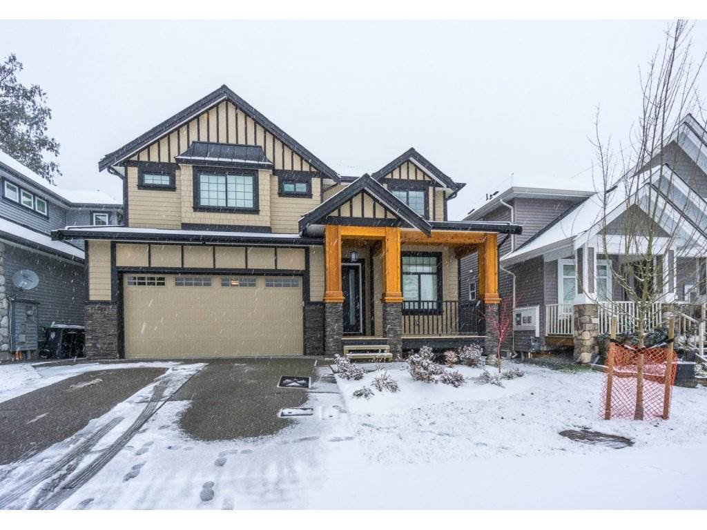 Main Photo: 20623 85 Avenue in Langley: Willoughby Heights House for sale : MLS®# R2136647