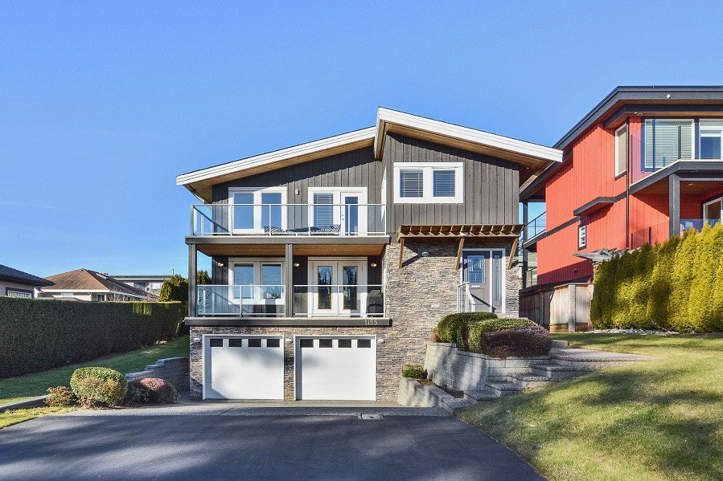 Main Photo: 1155 BALSAM Street: White Rock House for sale (South Surrey White Rock)  : MLS®# R2135110