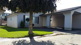 Main Photo: 45 5648 Vedder Road in Chilliwack: Sardis East Vedder Rd Townhouse for sale : MLS®# R2172148