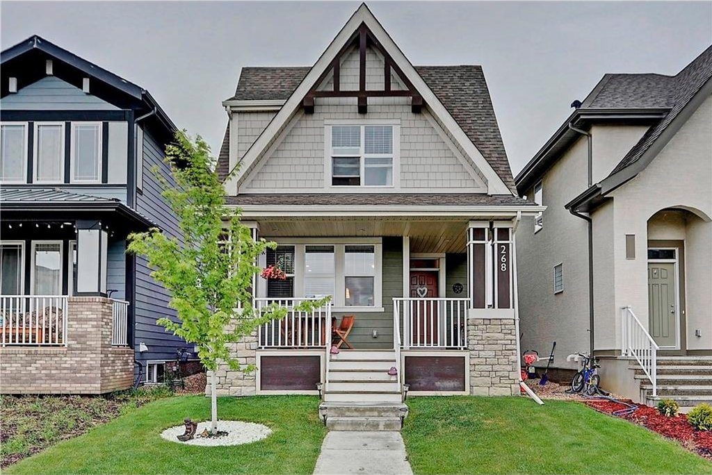 Main Photo: 268 MARQUIS Heights SE in Calgary: Mahogany House for sale : MLS®# C4123051
