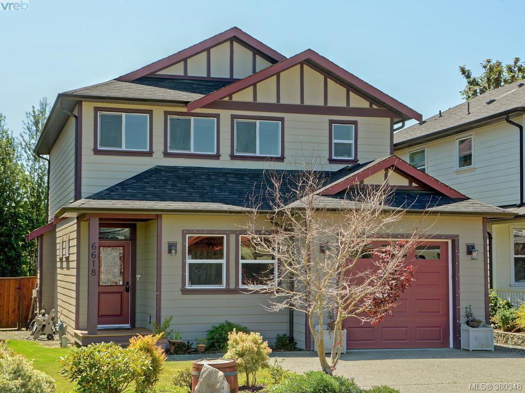 Main Photo: 6618 Steeple Chase in SOOKE: Sk Sooke Vill Core House for sale (Sooke)  : MLS®# 764082