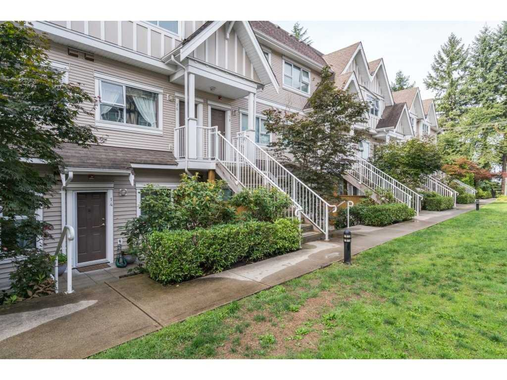Main Photo: 14 730 FARROW Street in Coquitlam: Coquitlam West Townhouse for sale : MLS®# R2197480
