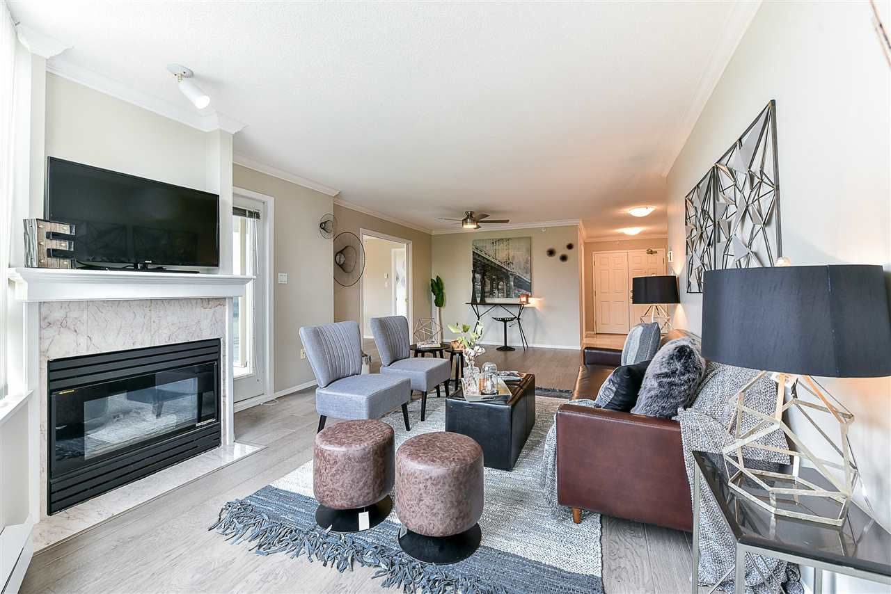 """Main Photo: 2201 1199 EASTWOOD Street in Coquitlam: North Coquitlam Condo for sale in """"THE SELKIRK"""" : MLS®# R2213847"""