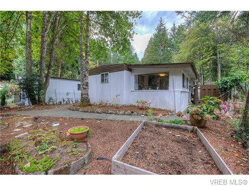 Main Photo: 44 2500 Florence Lake Road in VICTORIA: La Florence Lake Residential for sale (Langford)  : MLS®# 371520