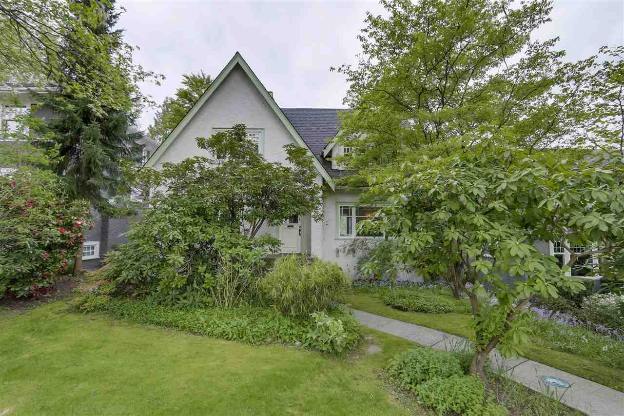 Main Photo: 3887 W 14TH Avenue in Vancouver: Point Grey House for sale (Vancouver West)  : MLS®# R2265974