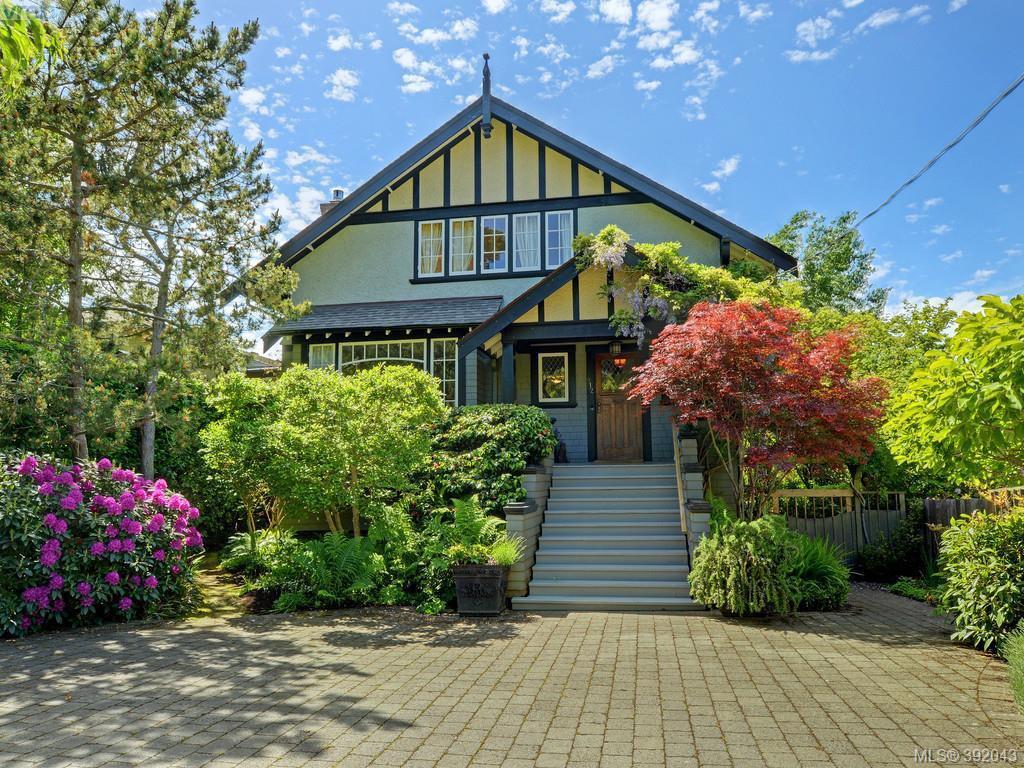 Main Photo: 912 Newport Avenue in VICTORIA: OB South Oak Bay Single Family Detached for sale (Oak Bay)  : MLS®# 392043