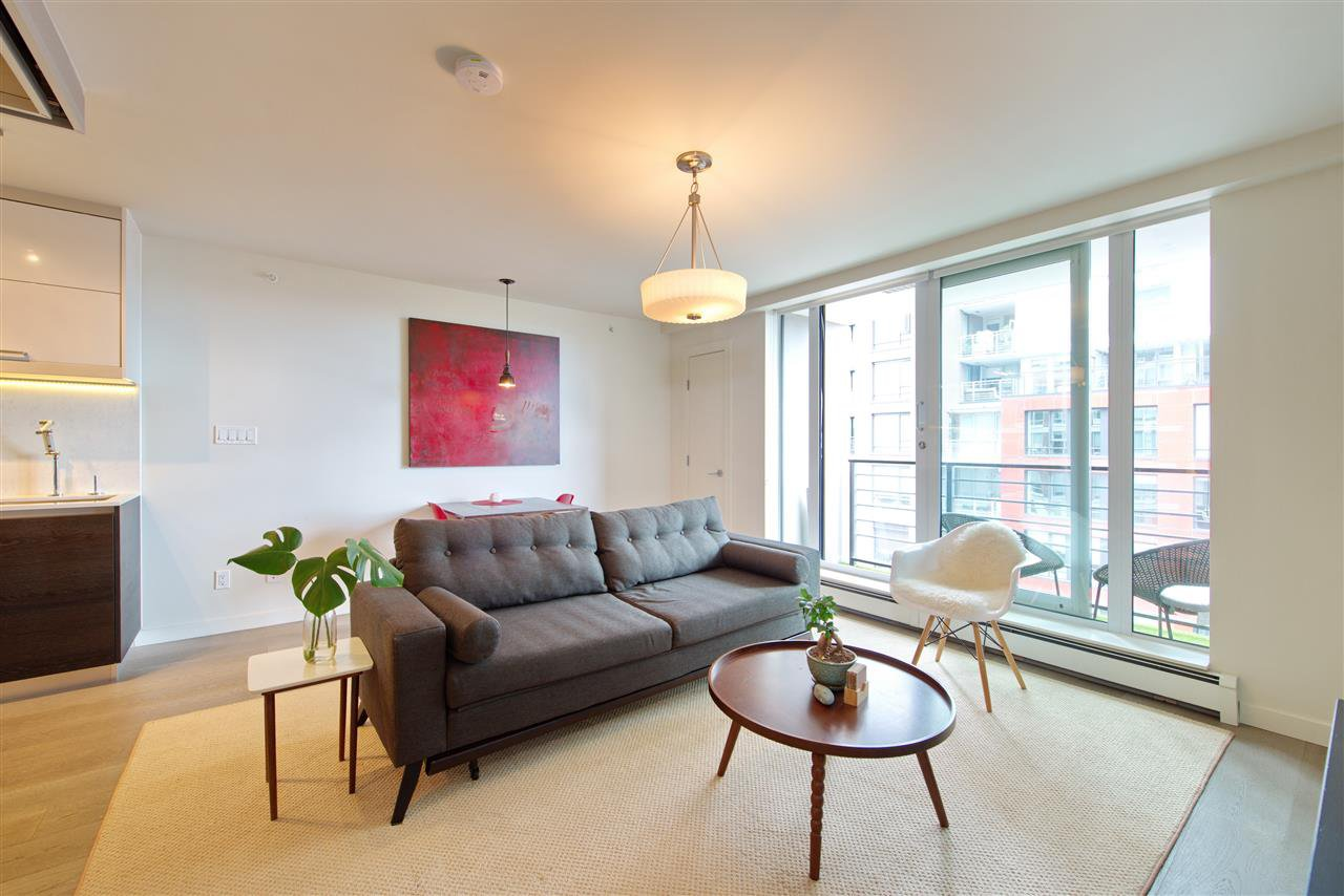 """Photo 11: Photos: 502 189 KEEFER Street in Vancouver: Downtown VE Condo for sale in """"KEEFER BLOCK"""" (Vancouver East)  : MLS®# R2282146"""