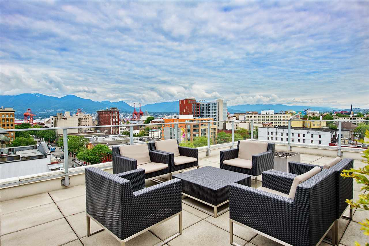 """Photo 16: Photos: 502 189 KEEFER Street in Vancouver: Downtown VE Condo for sale in """"KEEFER BLOCK"""" (Vancouver East)  : MLS®# R2282146"""