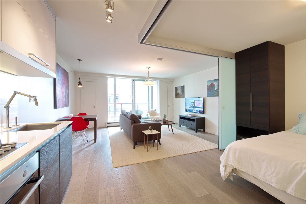 """Photo 8: Photos: 502 189 KEEFER Street in Vancouver: Downtown VE Condo for sale in """"KEEFER BLOCK"""" (Vancouver East)  : MLS®# R2282146"""