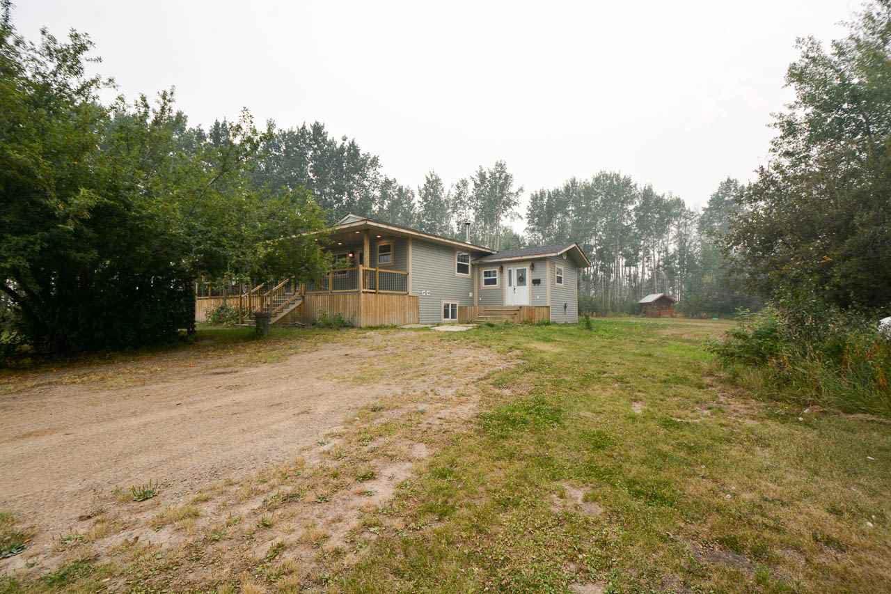 Main Photo: 14347 BUICK CREEK Road in Fort St. John: Fort St. John - Rural W 100th House for sale (Fort St. John (Zone 60))  : MLS®# R2300777