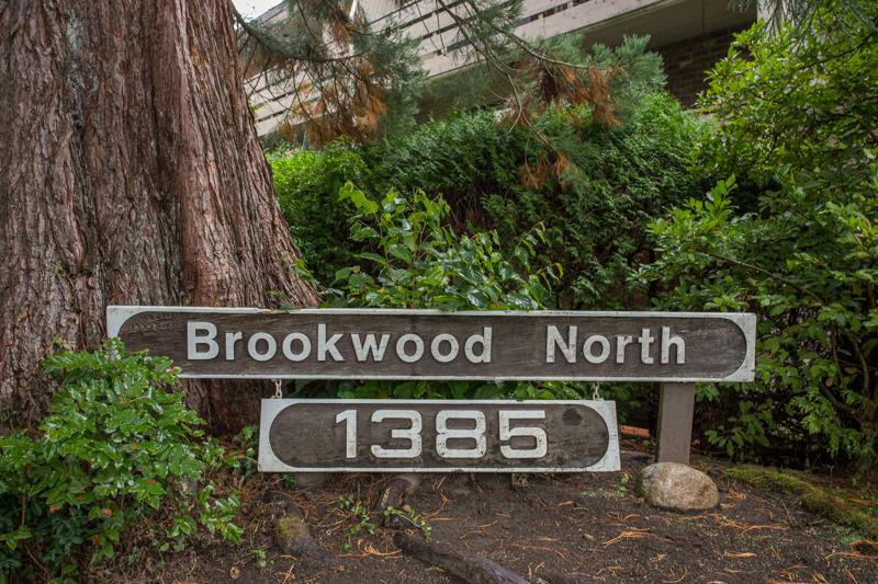"Main Photo: 401 1385 DRAYCOTT Road in North Vancouver: Lynn Valley Condo for sale in ""Brookwood North"" : MLS®# R2309486"