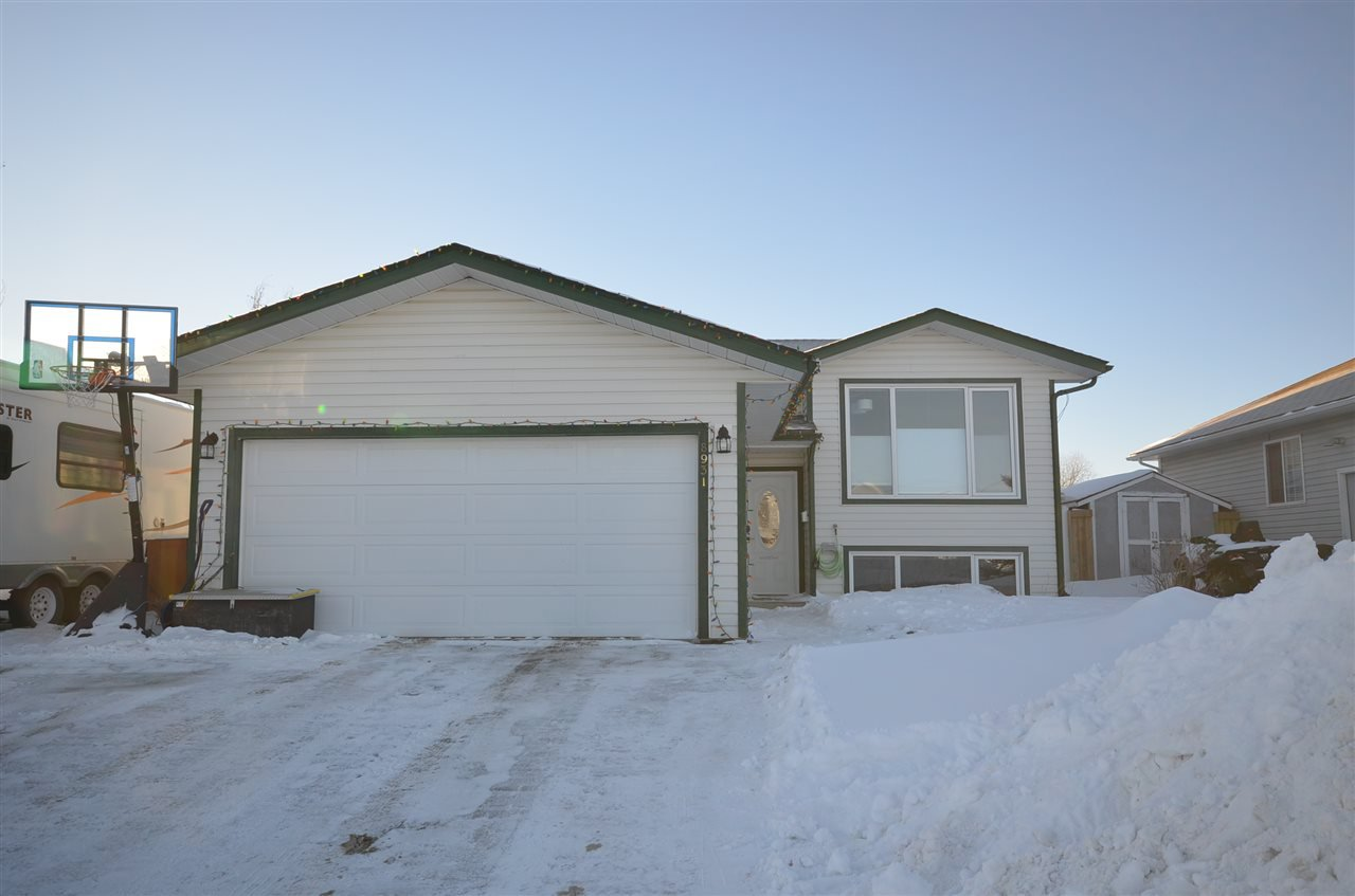 "Main Photo: 8931 118A Avenue in Fort St. John: Fort St. John - City NE House for sale in ""HUNTER/TRAPP"" (Fort St. John (Zone 60))  : MLS®# R2343468"