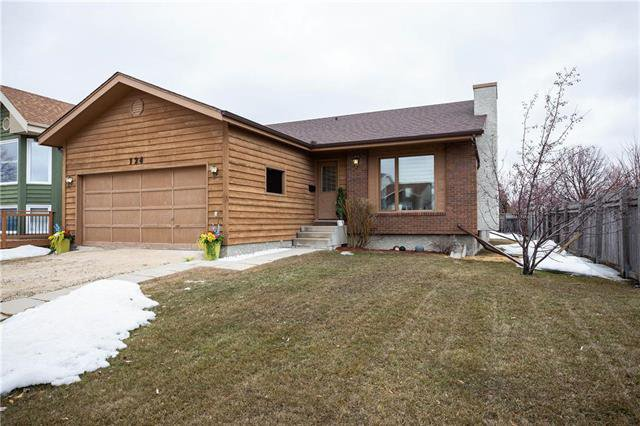 Main Photo: 124 Southbend Crescent in Winnipeg: Whyte Ridge Residential for sale (1P)  : MLS®# 1907289