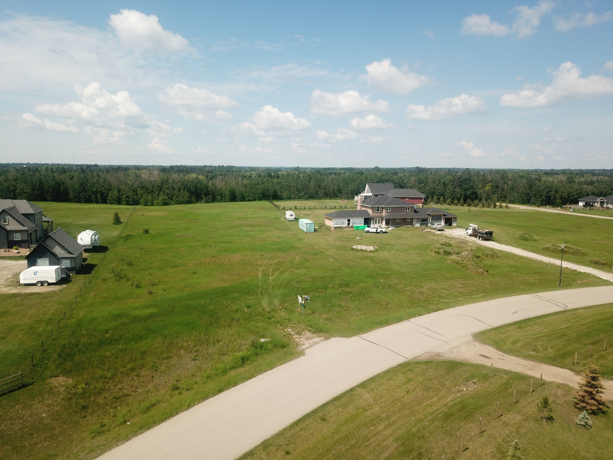 Main Photo: 12 26510- Twp Rd 511: Rural Parkland County Rural Land/Vacant Lot for sale : MLS®# E4151743