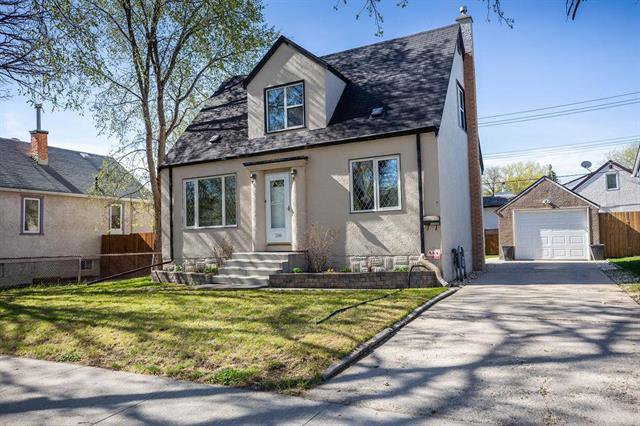 Main Photo: 296 Devon Avenue in Winnipeg: North Kildonan Residential for sale (3F)  : MLS®# 1913188