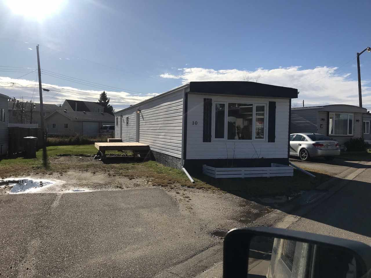 Main Photo: #10, 10410 101A Street: Morinville Mobile for sale : MLS®# E4177307