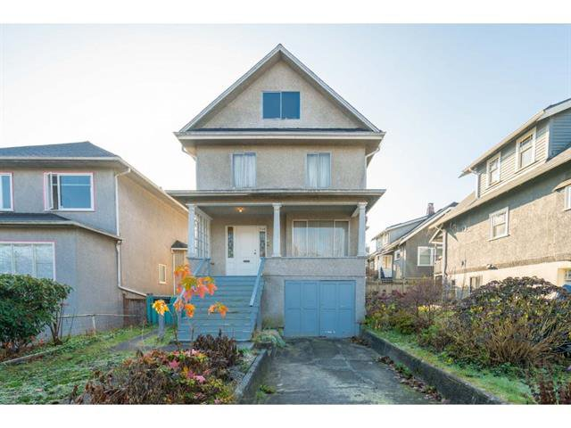 Main Photo: 1081 E 40th Avenue in Vancouver: Fraser VE House for sale (Vancouver East)  : MLS®# R2421805