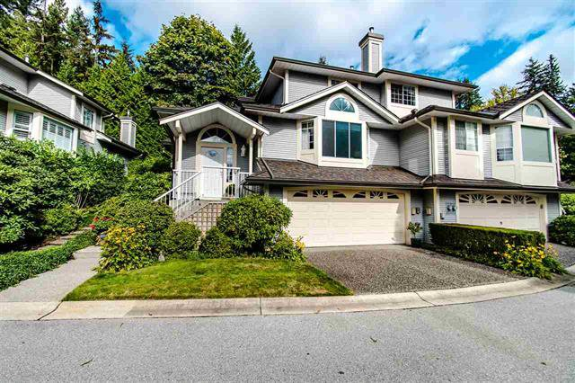 Main Photo: 117 101 PARKSIDE DRIVE in Port Moody: Heritage Mountain Townhouse for sale : MLS®# R2502007
