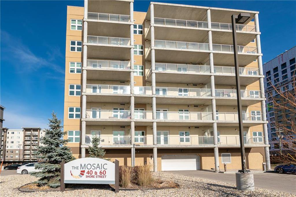 Photo 1: Photos: 311 60 Shore Street in Winnipeg: Fairfield Park Condominium for sale (1S)  : MLS®# 202027601