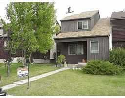 Main Photo:  in CALGARY: Temple Townhouse for sale (Calgary)  : MLS®# C2028159