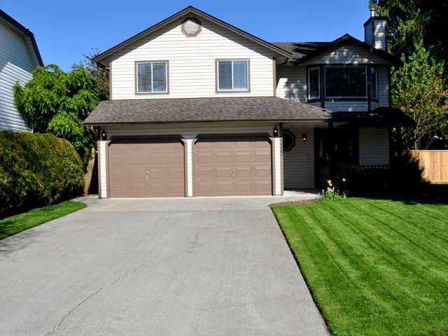"""Main Photo: 12322 194A Street in Pitt Meadows: Mid Meadows House for sale in """"STEVEN'S MEADOWS"""" : MLS®# V889645"""