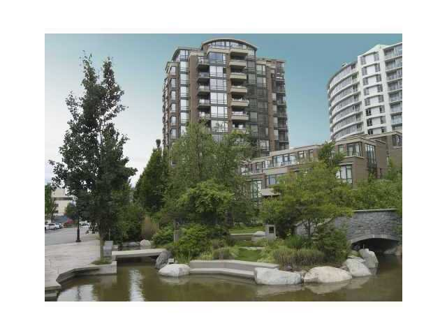 """Main Photo: # 505 170 W 1ST ST in North Vancouver: Lower Lonsdale Condo for sale in """"ONE PARK LANE"""" : MLS®# V940838"""