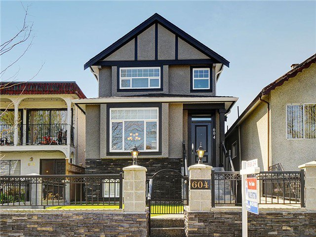 Main Photo: 604 East 29th Ave in Vancouver: Fraser VE House for sale (Vancouver East)  : MLS®# V1003287