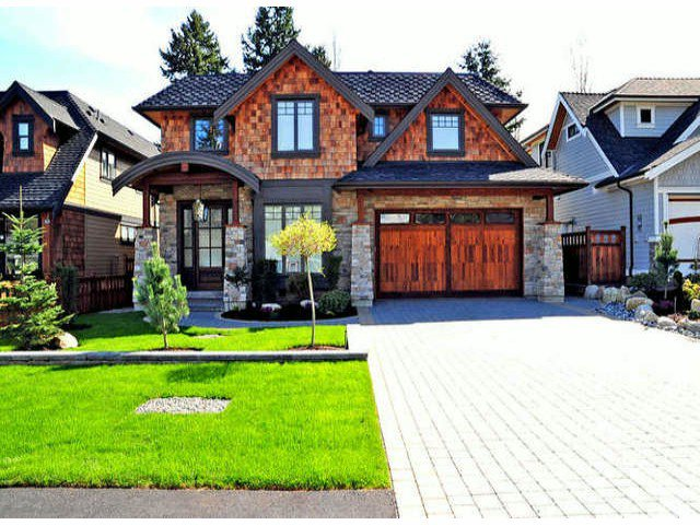 Main Photo: 15442 OXENHAM Avenue: White Rock House for sale (South Surrey White Rock)  : MLS®# F1401902