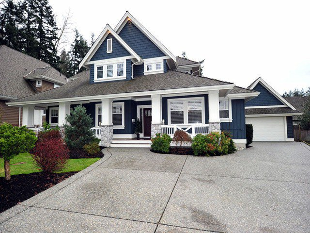 "Main Photo: 12856 20A Avenue in Surrey: Crescent Bch Ocean Pk. House for sale in ""OCEAN PARK"" (South Surrey White Rock)  : MLS®# F1408867"