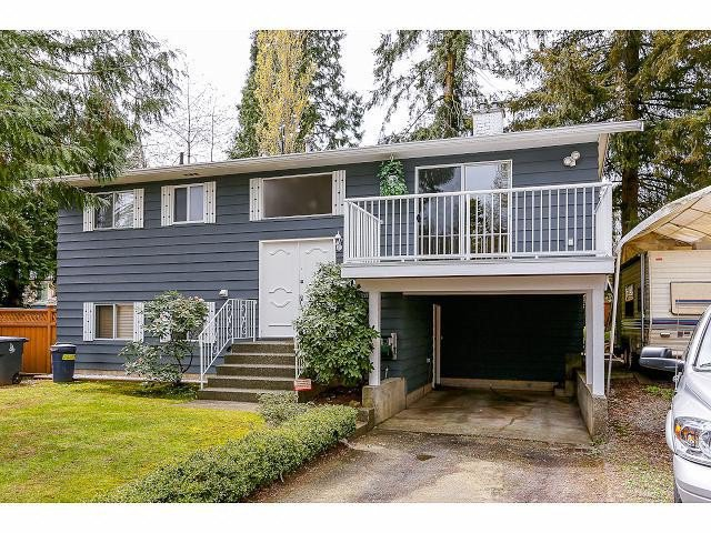 Main Photo: 9211 PRINCE CHARLES Boulevard in Surrey: Queen Mary Park Surrey House for sale : MLS®# F1409362