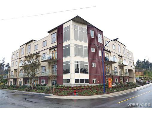 Main Photo: 205 2732 Matson Road in VICTORIA: La Langford Proper Townhouse for sale (Langford)  : MLS®# 336026