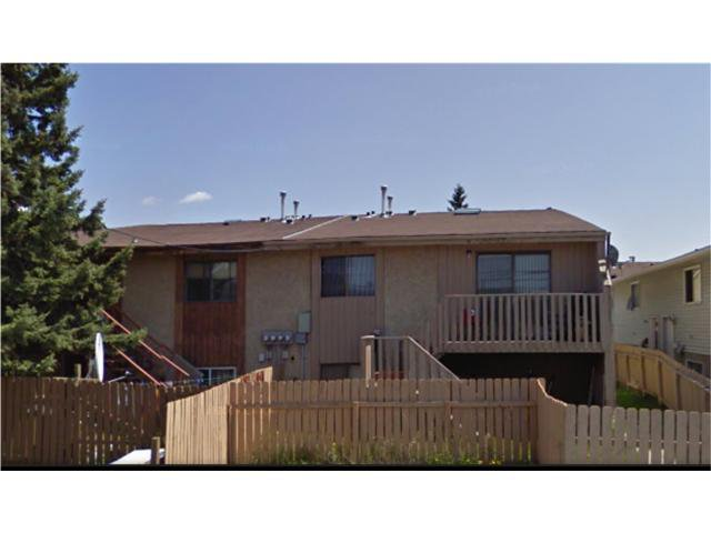 Main Photo: 3 1207 43 Street SE in Calgary: Forest Lawn 4Plex for sale : MLS®# C3645665