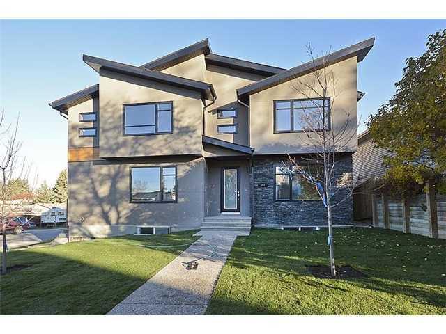 Main Photo: 302 31 Avenue NE in Calgary: Tuxedo House for sale : MLS®# C3649453