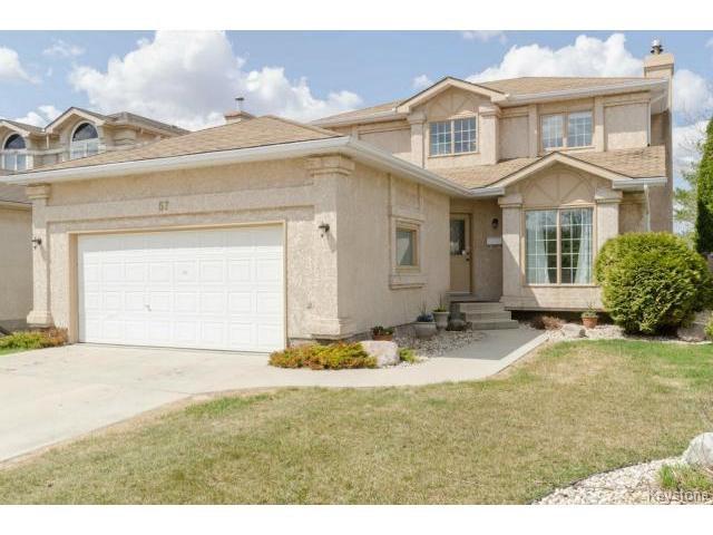 Main Photo: 57 Portwood Road in WINNIPEG: Fort Garry / Whyte Ridge / St Norbert Residential for sale (South Winnipeg)  : MLS®# 1511295