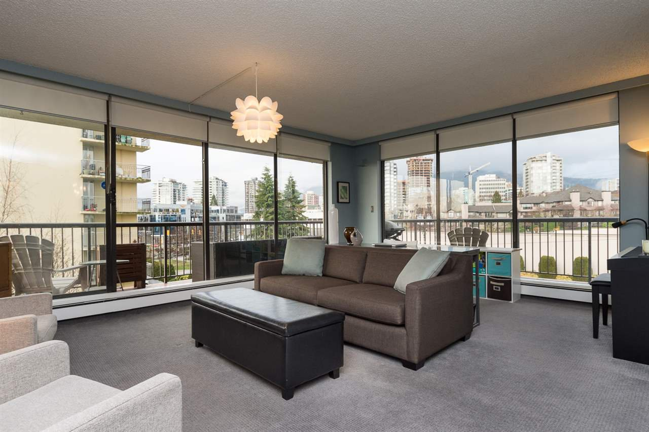 """Main Photo: 404 140 E KEITH Road in North Vancouver: Central Lonsdale Condo for sale in """"KEITH 100"""" : MLS®# R2028379"""