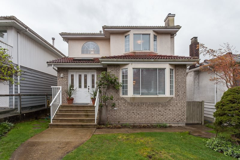 Main Photo: 1036 E 39TH Avenue in Vancouver: Fraser VE House for sale (Vancouver East)  : MLS®# R2045555