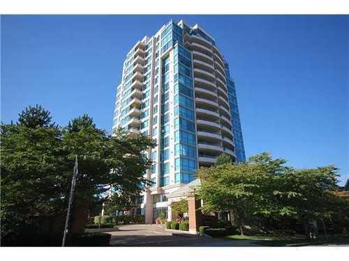 Main Photo: 502 6622 SOUTHOAKS Crescent: Highgate Home for sale ()  : MLS®# V901562