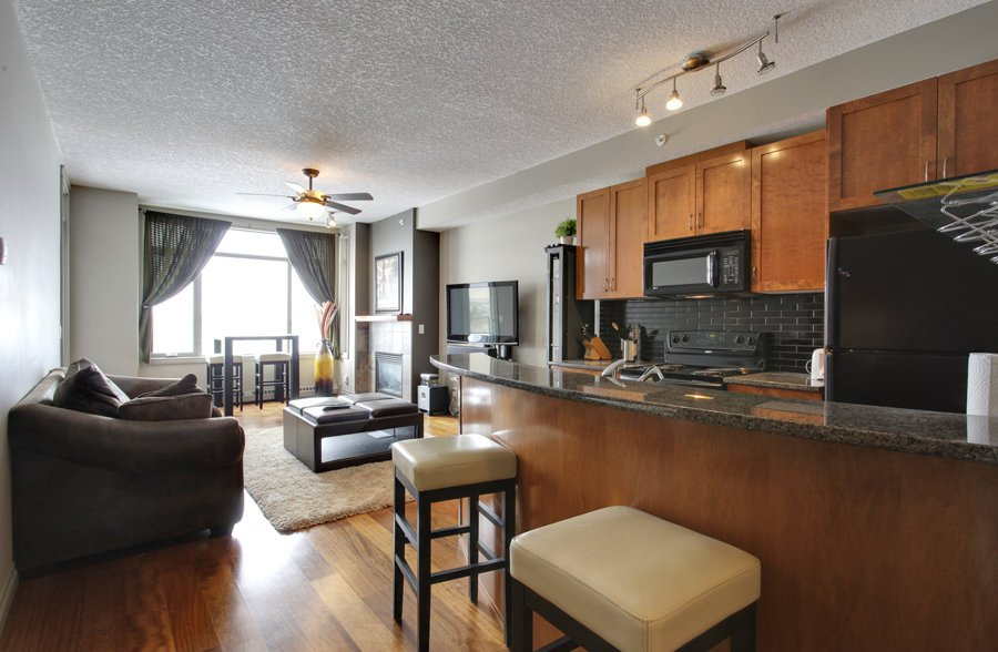 Main Photo: 512 990 Centre Avenue NE in Pontefino 2: Apartment for sale : MLS®# C3607031