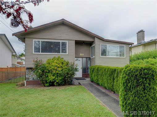 Main Photo: 564 Judah Street in VICTORIA: SW Glanford Single Family Detached for sale (Saanich West)  : MLS®# 379017