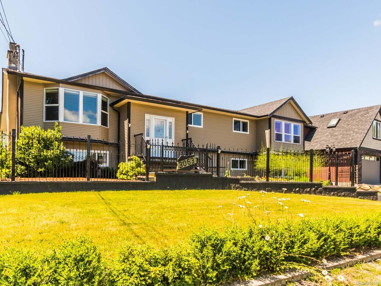 Main Photo: 3063 NEYLAND ROAD in NANAIMO: Na Departure Bay House for sale (Nanaimo)  : MLS®# 761918