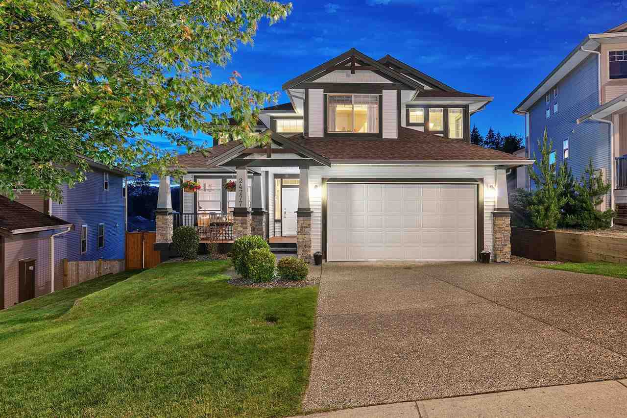 "Main Photo: 24777 KIMOLA Drive in Maple Ridge: Albion House for sale in ""Maple Crest"" : MLS®# R2179103"
