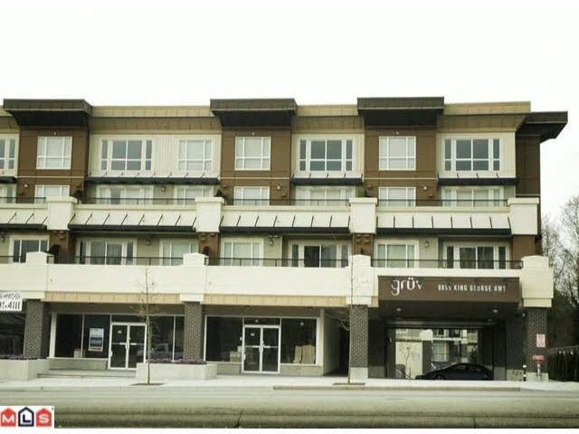 Main Photo: 224 9655 KING GEORGE Boulevard in Surrey: Whalley Condo for sale (North Surrey)  : MLS®# R2189672