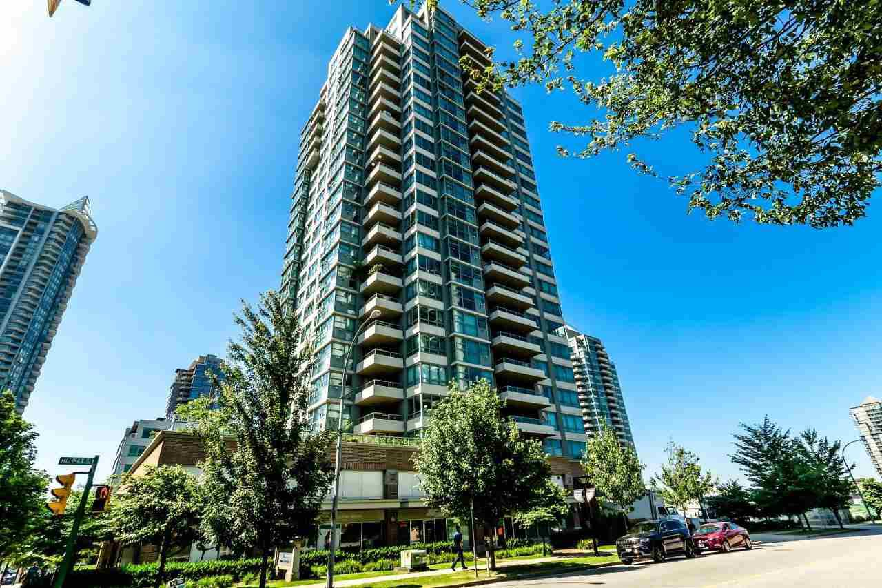 Main Photo: 804 4380 HALIFAX STREET in Burnaby: Brentwood Park Condo for sale (Burnaby North)  : MLS®# R2184887