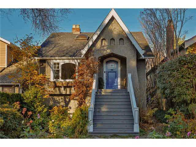Main Photo: 1919 W 43RD AVENUE in : Kerrisdale House for sale : MLS®# V1036296