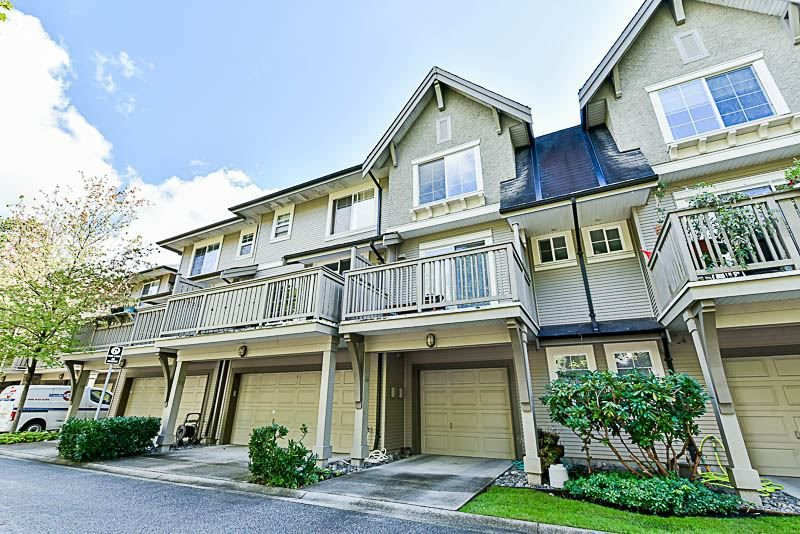 "Main Photo: 54 8415 CUMBERLAND Place in Burnaby: The Crest Townhouse for sale in ""ASHCOMBE"" (Burnaby East)  : MLS®# R2220013"
